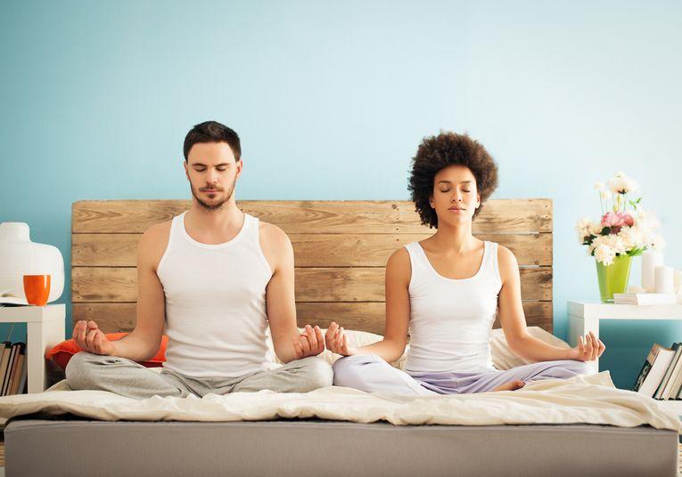 Медитация утром залог хорошего дня